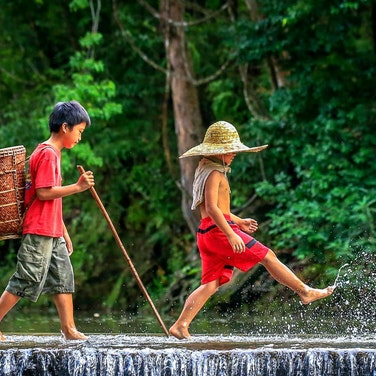 Borneo Rainforests & Villages Family Adventure