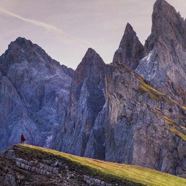 Italy Dolomites Hut-to-Hut Hiking