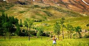 Lebanon Mountain Trail Hiking