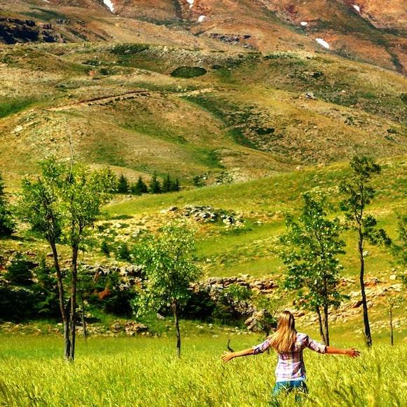 Lebanon Mountain Trail Hiking   MT Sobek