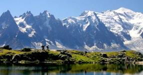 Alps Tour du Mont Blanc Express Hiking