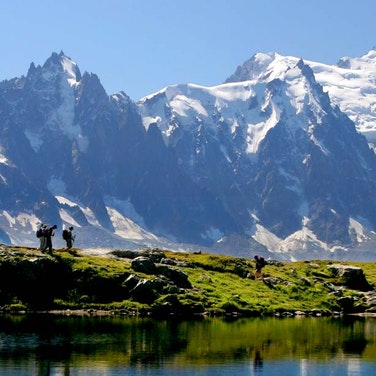 Alps Tour du Mont Blanc Express Hiking