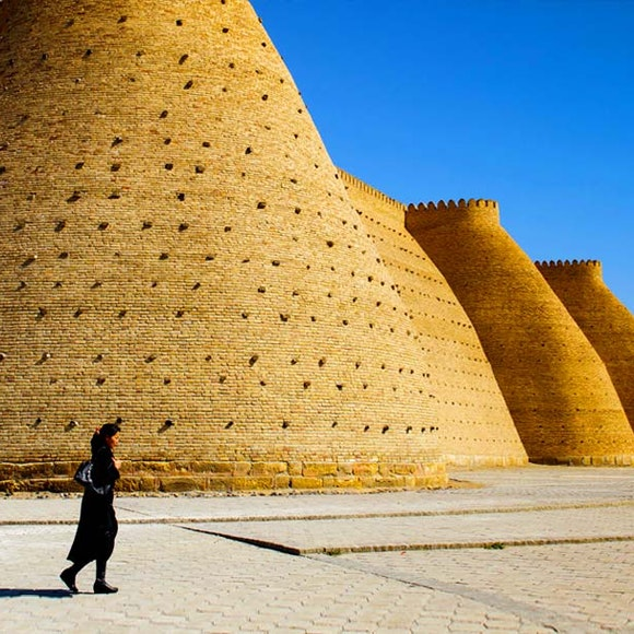 Uzbekistan & Turkmenistan Silk Road Cultural Discovery   MT Sobek